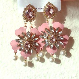 Jewelry - Flowers earrings